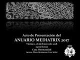 PRESENTACIÓN ANUARIO MEDIATRIX 2017