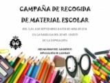 CAMPAÑA DE MATERIAL ESCOLAR