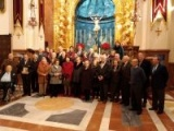 REUNIÓN HERMANAS Y HERMANOS MAYORES DE 80 AÑOS