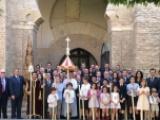 ASISTENCIA A LAS PROCESIONES DEL CORPUS DE SEVILLA Y TRIANA