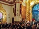 FIRMADO CONTRATO CON LA BANDA DE CC. TT. PRESENTACION AL PUEBLO
