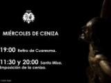 INFORMACIÓN MIÉRCOLES DE CENIZA 2019